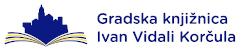 Gradska knjižnica Ivan Vidali Logo